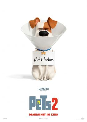 Plakatmotiv: Pets 2
