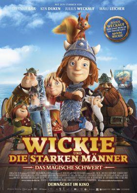 Plakatmotiv: Wickie und die starken Männer - Das magische Schwert