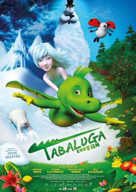 Plakatmotiv: Tabaluga - Der Film
