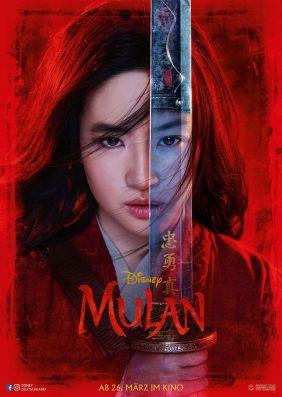 Plakatmotiv: Mulan