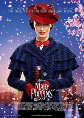 Plakatmotiv: Mary Poppins Rückkehr