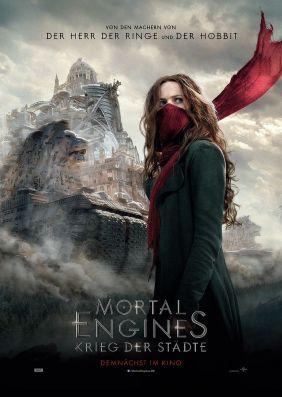 Plakatmotiv: Mortal Engines: Krieg der Städte