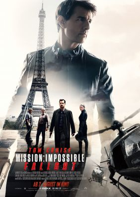 Plakatmotiv: Mission: Impossible - Fallout