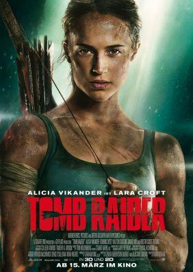 Plakatmotiv: Tomb Raider