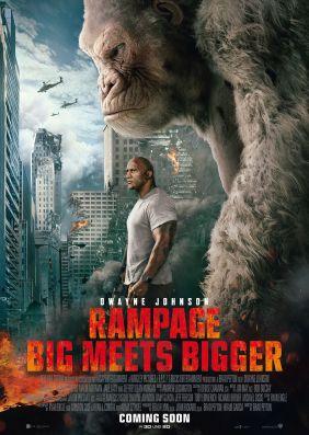 Plakatmotiv: Rampage - Big Meets Bigger