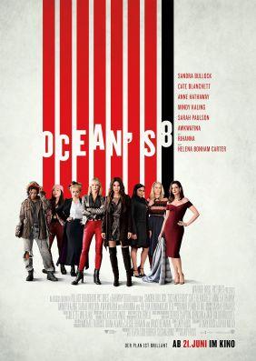 Plakatmotiv: Ocean's 8