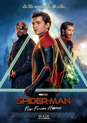 Plakatmotiv: Spider-Man: Far from Home