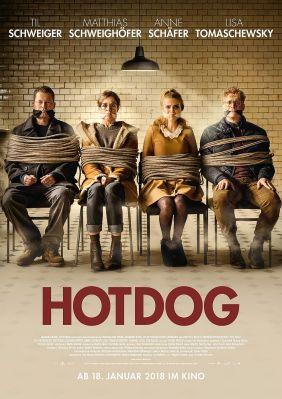 Plakatmotiv: Hot Dog