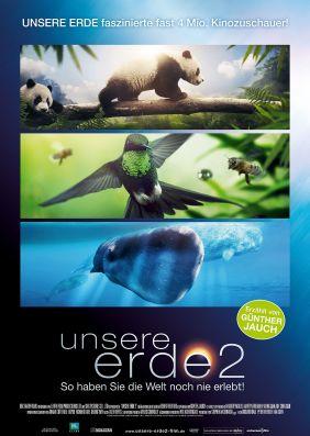 Plakatmotiv: Unsere Erde 2