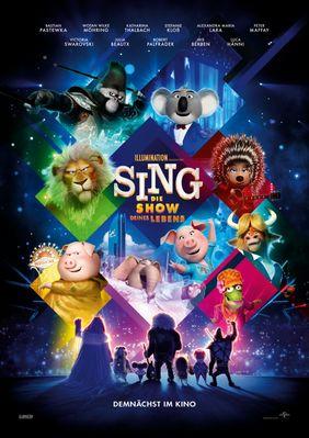 Plakatmotiv: Sing 2
