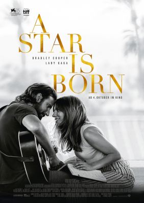 Plakatmotiv: A Star is Born