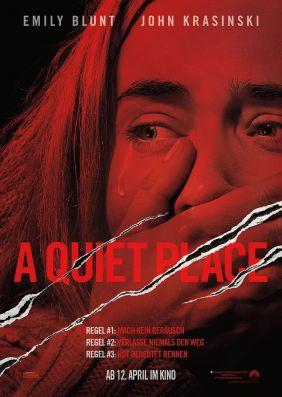 Plakatmotiv: A Quiet Place
