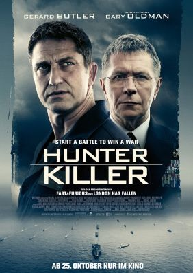 Plakatmotiv: Hunter Killer