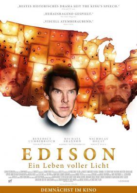 Plakatmotiv: Edison - Ein Leben voller Licht