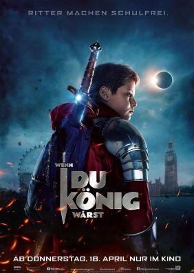 Plakatmotiv: Wenn du König wärst