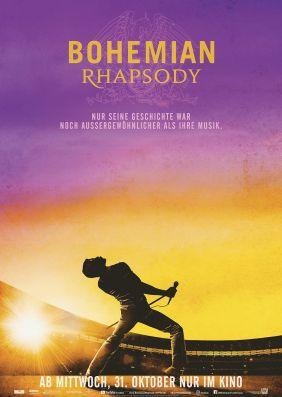 Plakatmotiv: Bohemian Rhapsody