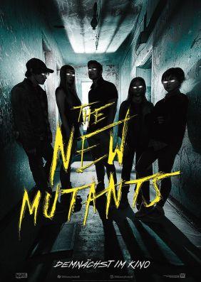 Plakatmotiv: The New Mutants