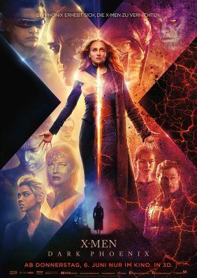 Plakatmotiv: X-Men: Dark Phoenix