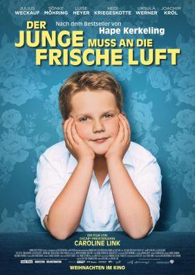 Plakatmotiv: Der Junge muss an die frische Luft