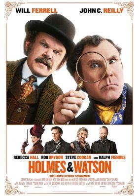 Plakatmotiv: Holmes und Watson