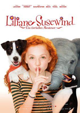 Plakatmotiv: Liliane Susewind - Ein tierisches Abenteuer