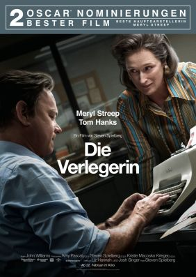Plakatmotiv: Die Verlegerin