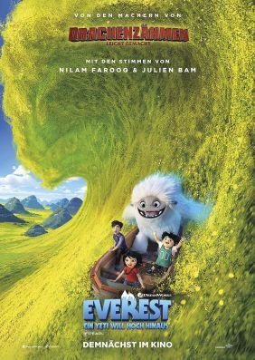 Plakatmotiv: Everest - Ein Yeti will hoch hinaus
