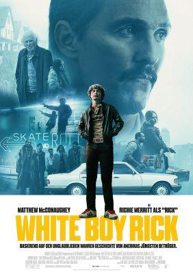 Plakatmotiv: White Boy Rick