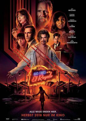 Plakatmotiv: Bad Times at the El Royale