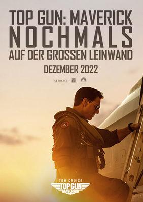 Plakatmotiv: Top Gun 2: Maverick