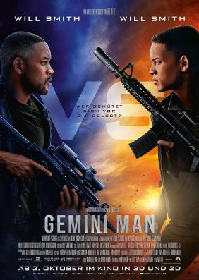 Plakatmotiv: Gemini Man