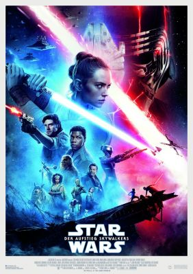 Plakatmotiv: Star Wars: Der Aufstieg Skywalkers