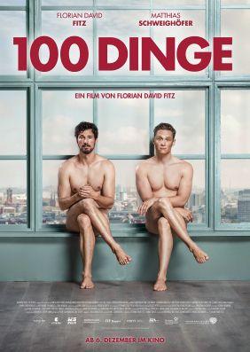 Plakatmotiv: 100 Dinge