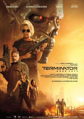 Plakatmotiv: Terminator: Dark Fate