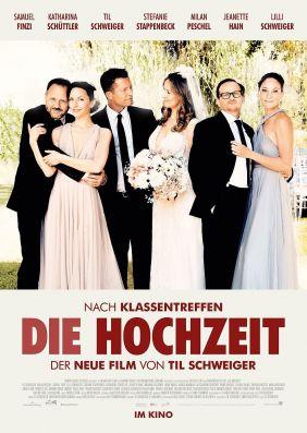 Plakatmotiv: Die Hochzeit