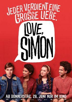 Plakatmotiv: Love, Simon