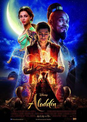 Plakatmotiv: Aladdin