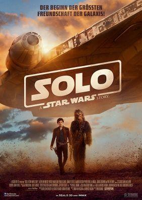 Plakatmotiv: Solo: A Star Wars Story