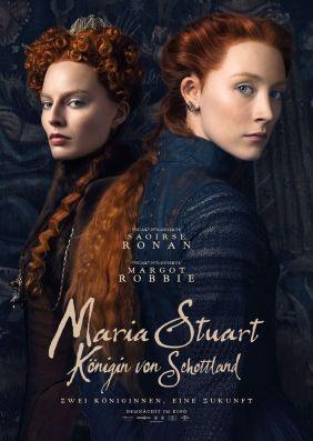 Plakatmotiv: Maria Stuart, Königin von Schottland