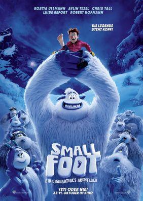 Plakatmotiv: Smallfoot - Ein eisigartiges Abenteuer