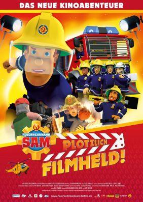Plakatmotiv: Feuerwehrmann Sam - Plötzlich Filmheld!