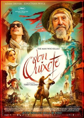 Plakatmotiv: The Man Who Killed Don Quixote