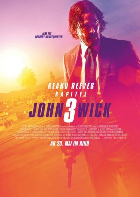 Plakatmotiv: John Wick: Kapitel 3