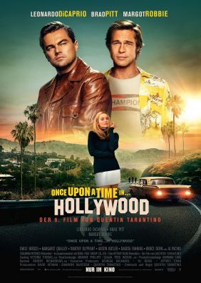 Plakatmotiv: Once Upon a Time... in Hollywood