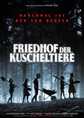Plakatmotiv: Friedhof der Kuscheltiere