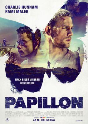 Plakatmotiv: Papillon