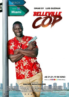 Plakatmotiv: Belleville Cop
