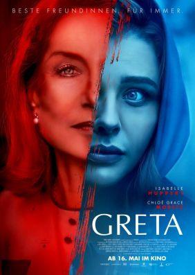 Plakatmotiv: Greta