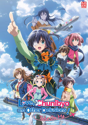 Plakatmotiv: Anime Night 2019: Love, Chunibyo & Other Delusions! Take On Me