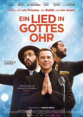 Plakatmotiv: Ein Lied in Gottes Ohr